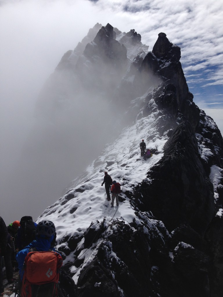 Carstensz_Summitridge